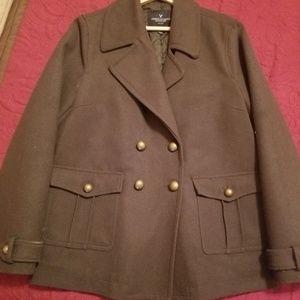 American Eagle Wool Coat